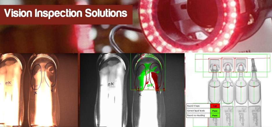 Vision Inspection Solutions